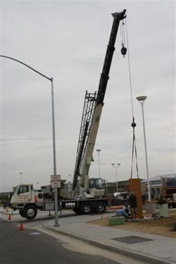 40-Ton Crane Equipment