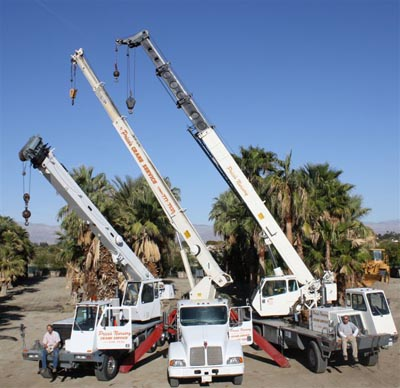 27-Ton Crane Equipment